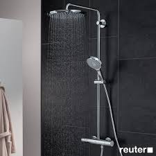 Rain Shower Bathroom by