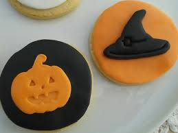 halloween fondant cookies penrhyn bakes