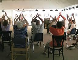 Chair Yoga Poses Yoga Chair Yoga Poses