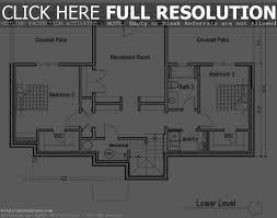 Log Cabin Floor Plans With Basement 100 Daylight Basement Floor Plans Latrobe 4000 Sq Ft House