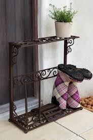 outdoor furniture u0026 accessories cast iron boot stand ezibuy