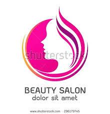 beauty salon logo creator abstract letter f design template