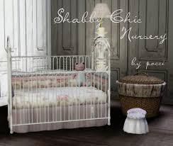 Shabby Chic Nursery Furniture by My Sims 3 Blog Shabby Chic Nursery Set By Pocci