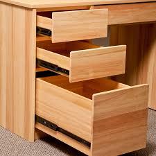 university loft student desk full extension drawer glides