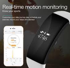 monitoring health bracelet images V66 sport smart band smartwatch heart rate monitor bt 4 0 jpg
