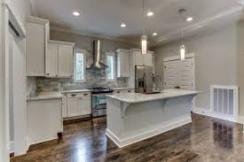 The Sonoma White Linen Cabinets I Picked Out For My New Ryan Homes - Timberlake kitchen cabinets