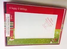 photo insert christmas cards photo holder christmas cards ebay