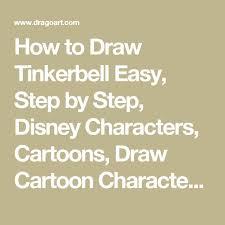 oltre 25 fantastiche idee su draw tinkerbell su