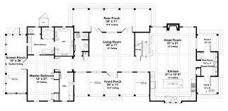 Beach Style House Plans Beach Style House Plan 4 Beds 4 5 Baths 3000 Sq Ft Plan 443 19