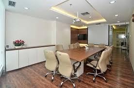 layout ruang rapat yang baik menciptakan desain ruangan meeting kantor yang nyaman dan efektif
