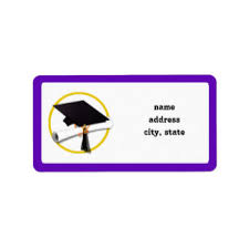 graduation cap invitations purple graduation caps cards invitations greeting photo cards