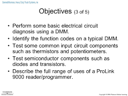 diagnosis and repair of electronic circuits ppt video online