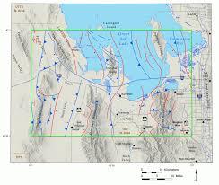 Map Of Southern Utah Practical Uses Of Geologic Maps U2013 Utah Geological Survey