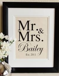 2nd year wedding anniversary cotton anniversary gift mr mrs the gift for 2nd year
