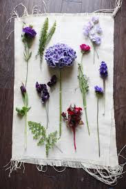 purple wedding flowers purple and wedding flowers