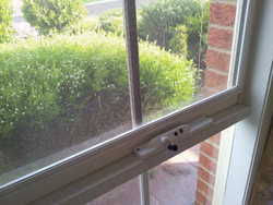 Wind Out Awning Window Flyscreen