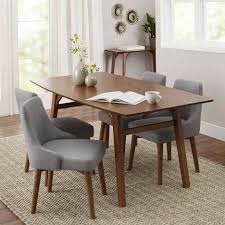 rosewood dining room furniture dining tables danish modern gunni omann jun rosewood dining