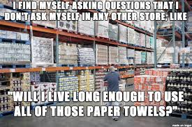 Costco Meme - when i shop in costco meme guy