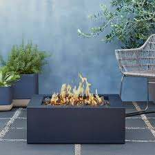 Propane Patio Fire Pit by Real Flame C12700lp Rvn Bryon Liquid Propane Outdoor Fire Pit