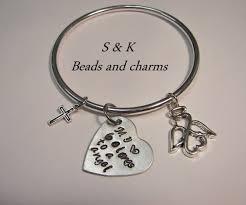 personalized charms adjustable bangle bracelet with personalized charm alex and ani
