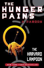 the hunger pains book by the harvard lampoon official