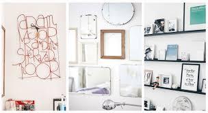 id pour d orer sa chambre 10 idées pour décorer ses murs personnalisez votre déco