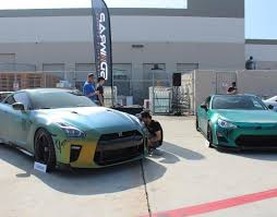 nissan gtr wrapped tanner fox images and videos tagged with hreopenhouse2017 on instagram imgrid