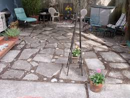 Reclaimed Patio Slabs Patio Using Broken Concrete The Petaluma Spectator