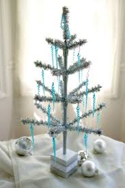 24 tinsel tree aluminum tree