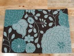 Blue And Brown Bathroom Rugs Brown And Blue Bathroom Rugs Rugs Ideas Brown Bath Rugs