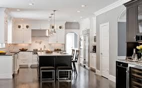 Classic Black And White Kitchen White Kitchen Designs With Islands Hgtv White Kitchen Designs Black
