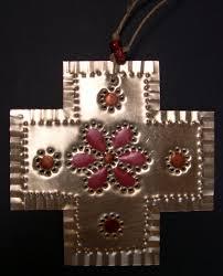artist susan finch tin ornaments