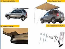 Caravan Retractable Awnings Caravan Awning Rv Side Retractable Awning Fabric Awnings View