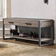 Storage Hallway Bench by Living Room Storage Bench Bench Seat Storage Seat With Storage