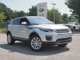 silver range rover evoque land rover greensboro vehicles for sale in greensboro nc 27407