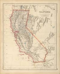 Sacramento Ca Map History Of California Travel