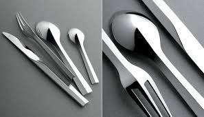 design besteck tisch decken mit modernem besteck set zermatt puiforcat