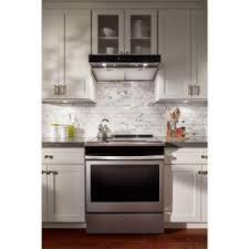 whirlpool under cabinet range hood whirlpool 30 in range hood in stainless steel wvu57uc0fs the home