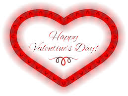happy valentines day heart png clipart image gallery