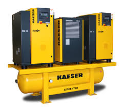 kaeser compressors air compressor packages with dryers and tanks