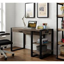 walker edison urban blend computer desk ordinary drift wood desk 10 walker edison furniture company urban