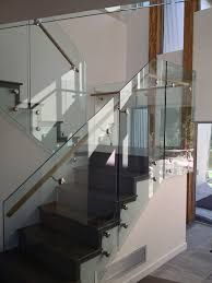 Interior Design Jobs In Vancouver by Modern Interior Black Railing Stairs Red Floor Design Style