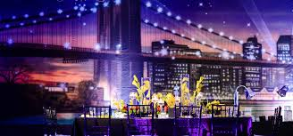 New York City Themed Party Decorations - new york theme party ny bar mitzvah