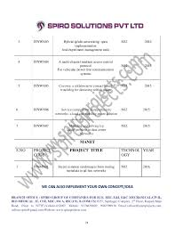 Resume For Insurance Job by Ieee Hardware Project Titles 2016 2017
