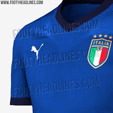 exclusive the all new 2018 exclusive italy 2018 world cup home kit leaked ciao