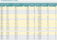 Hotel Inventory Spreadsheet by Hotel Inventory Spreadsheet Ondy Spreadsheet
