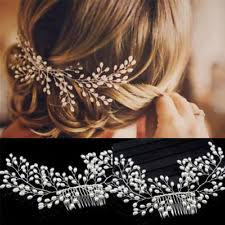 bridal hair clip bridal hair accessories ebay