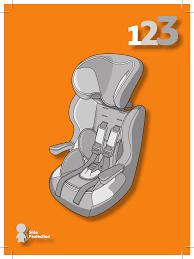 notice siege auto nania mode d emploi nania i max sp lx siège auto bébé en ligne