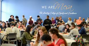 mesa college hosts thanksgiving dinner