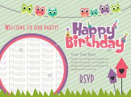 happy birthday invitation template birthday invites breathtaking